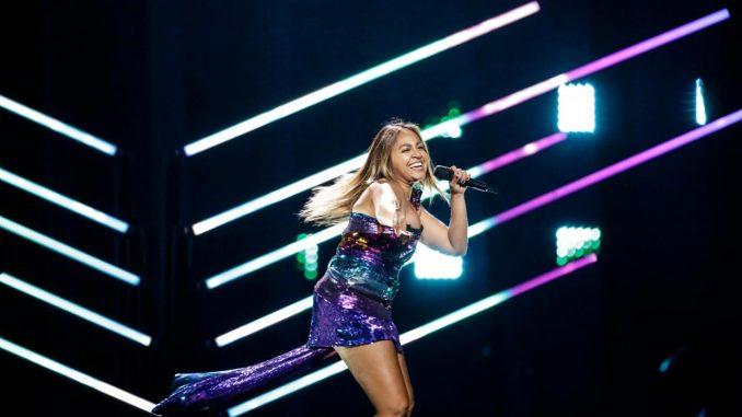 Jessica Mauboy Australia Eurovision 2018