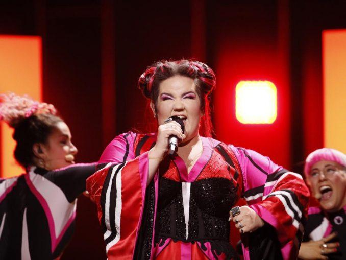 Netta Barzilai Israel Eurovision 2018