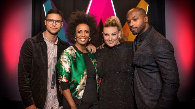 SZWECJA: Melodifestivalen 2019  Melodifestivalen-2019-hosts-678x381