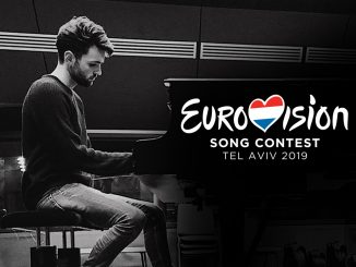 Eurovision 2019 Netherlands Duncan Laurence 2020