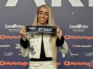 Bilal Hassani Roi France Eurovision 2019 draw