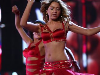 Hadise Eurovision Turkey returns to Eurovision