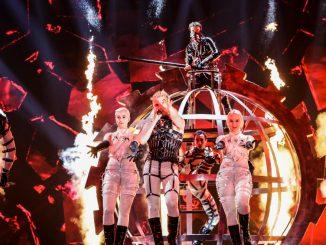 Hatari Iceland Eurovision 2019