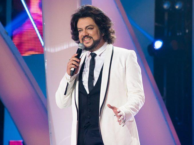 Philipp Kirkorov Russia Eurovision