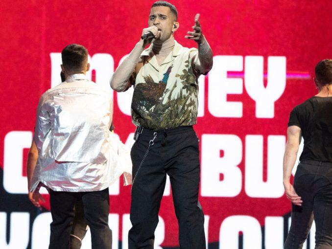 Mahmood Eurovision 2019 Italy