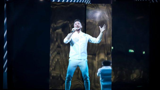 Sergey Lazarev Russia Eurovision 2019