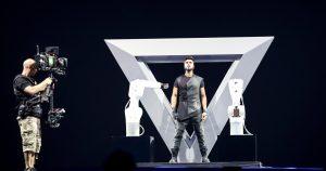 Azerbaijan Eurovision 2019 rehearsal chingiz