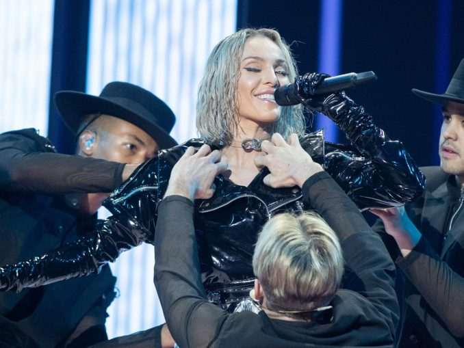 Tamta Eurovision rehearsal Cyprus