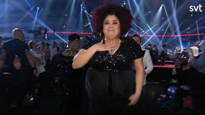 The Mamas win Melodifestivalen