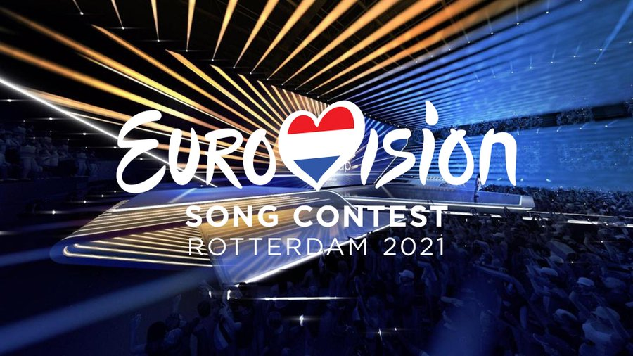 Image result for eurovision rotterdam 2021