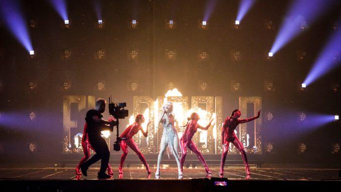Cyprus Elena Tsagrinou Eurovision 2021
