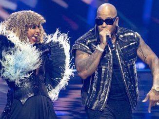 Flo Rida Eurovision 2021 Senhit San Marino