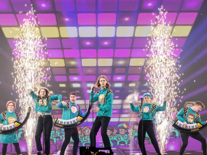 Daði og Gagnamagnið, Iceland, Eurovision 2021