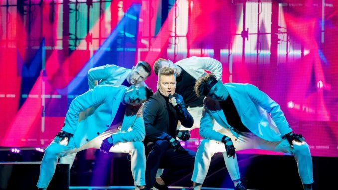 Poland Rafal Eurovision 2021